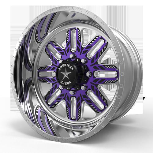 G255 Syzr FP Purple 8 lug