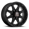 Buckshot (S100) Matte Black 8 lug
