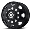 AO401 Octane Satin Black Milled 10 lug
