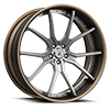 CX875 Brushed Bronze 5 lug