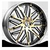 FS33 Black Gold 5 lug