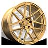 Monoblock 102 Hi Luster Gold 5 lug