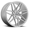 ABL-11 Brushed Silver 5 lug