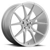 ABL-13 Brushed Silver 5 lug