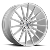 ABL-14 Polaris Brushed Silver 5 lug