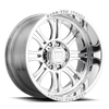 8 LUG AB101 OUTBREAK CHROME