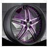 Axiom - C16 Purple 5 lug