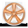 5 LUG BANDIT CONCAVE - US504 TRANS COPPER
