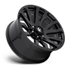 6 LUG BLITZ - D675 GLOSS BLACK