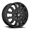 Blitz Dually Front - D675 Gloss Black 8 lug
