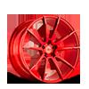 5 LUG BM12 RED