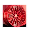 5 LUG BM13 RED