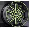 BS4 Green 5 lug