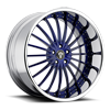C21-Rhyme Purple and Chrome 5 lug