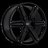 c826 Black 5 lug