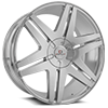 CLV-17 Chrome 5 lug
