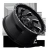 5 LUG CLEAVER - D574 GLOSS BLACK & MILLED