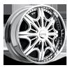 Creed - S775 Chrome 5 lug