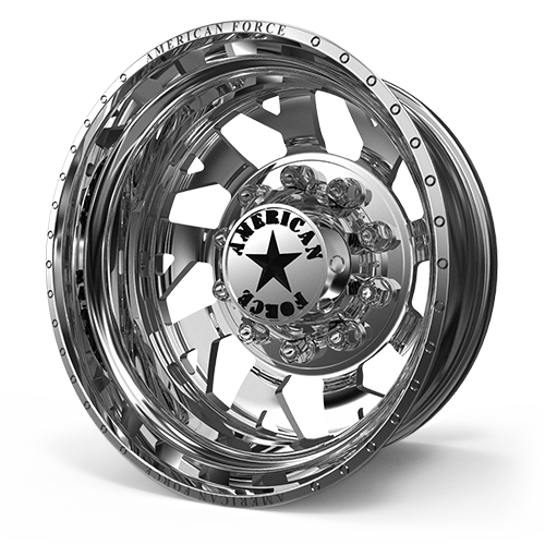 10 LUG 6D04 MAN O WAR SDBR POLISHED