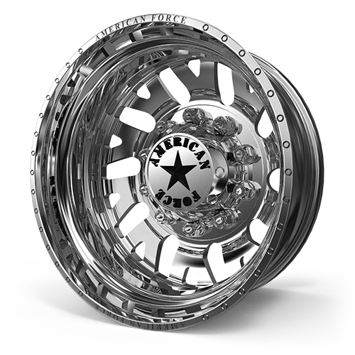 10 LUG 6D07 CAMBER SD POLISHED