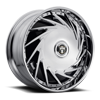 Da U - S754 Chrome 8 lug