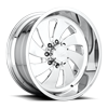 DESPERADO 8 - FORGED HD 20x10 | 8 Lug | Polished 8 lug