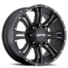 8 LUG COMMANDO BLACK