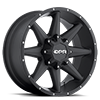 Stealth Black 6 lug