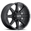 6 LUG TECH-9 BLACK