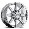 8 LUG TECH-9 CHROME