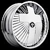 S610-Bless Chrome 5 lug