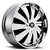 S712-Cutta Chrome 5 lug