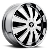 S709-Spektra Chrome 5 lug