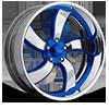 Deceptive 5 Blue 5 lug