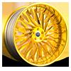 Fantasia High Polish Gold 5 lug