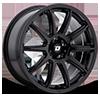 311 Gloss Black 5 lug