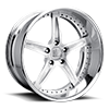 F-09 Polished 5 lug