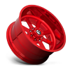 8 LUG FF09 CANDY RED