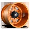 FF15 Brushed Candy Copper 8 lug