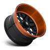 6 LUG FF19 GLOSS BLACK W/ COPPER LIP