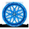 6 LUG FF19 CANDY BLUE