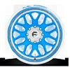 8 LUG FF19 CANDY BLUE W/ POLISHED LIP