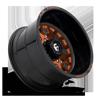 8 LUG FF19 TRANS COPPER W/ GLOSS BLACK LIP