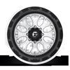 8 LUG FF19 BRUSHED / GLOSS BLACK