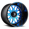 8 LUG FF19 TRANSPARENT BLUE | GLOSS BLACK LIP