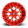 6 LUG FF25 CANDY RED