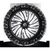 6 LUG FF35 BLACK & MILLED