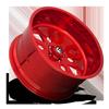 5 LUG FF37 LOLLIPOP RED