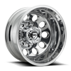 FF31D - 10 Lug Rear Polished 10 lug