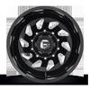 10 LUG FF39D - 10 LUG REAR GLOSS BLACK